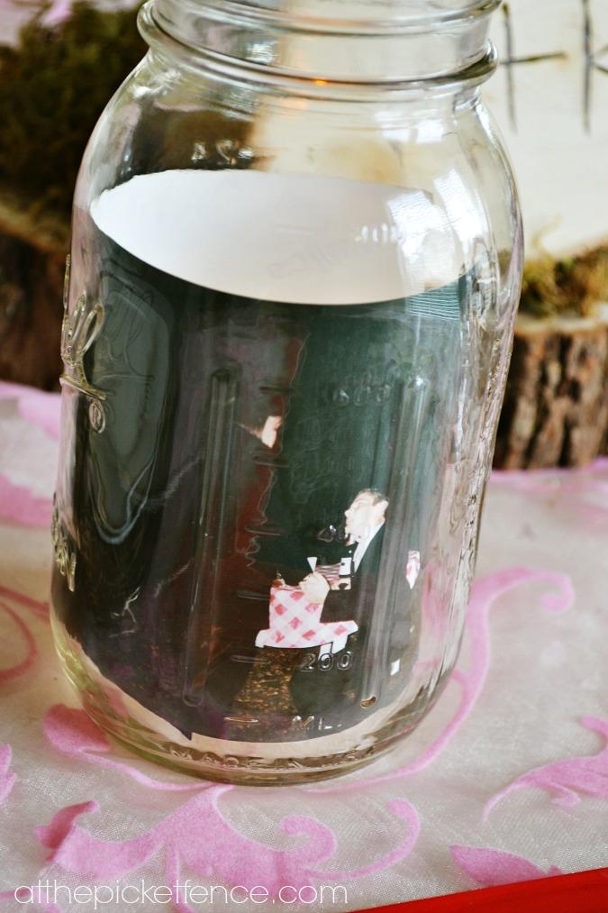 photo memory jar