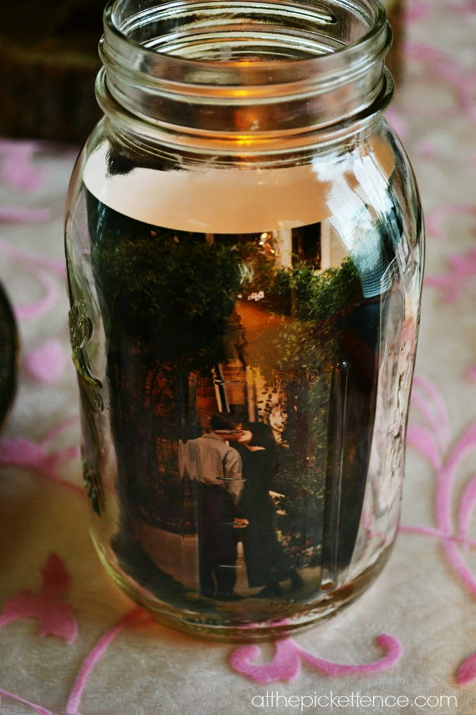 photo-memory-mason-jar from atthepicketfence.com