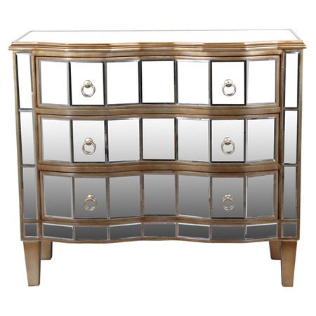Harlowe Mirrored Chest
