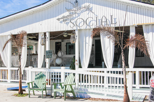 The Social Club on Tybee Island