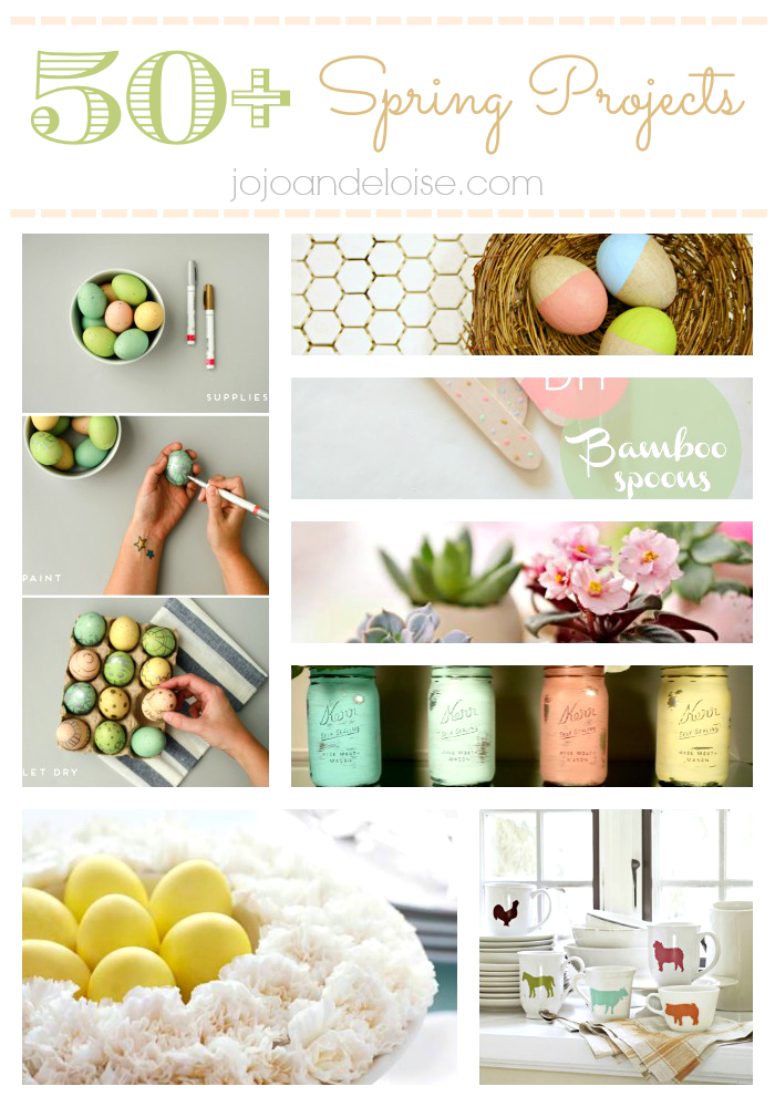 50+-Spring-Projects-Painting-Crafting-baking-jojoandeloise.com_