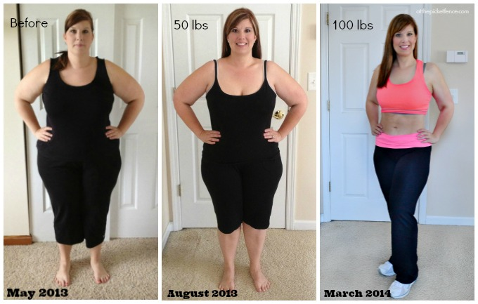 Heather weight loss 10 months
