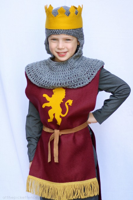 Homemade Medieval Costume 115