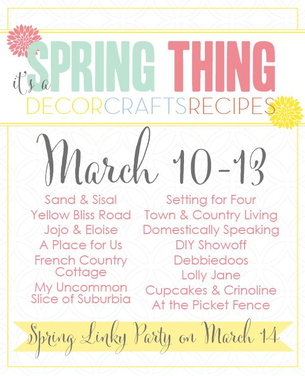 Spring Thing Party