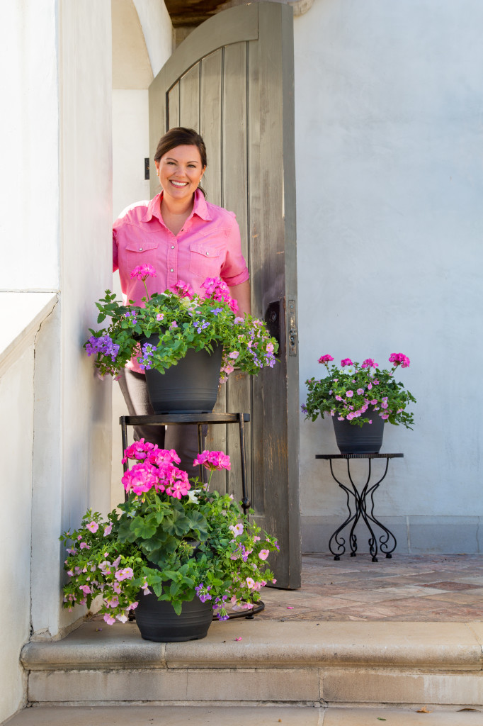 Carmen Johnston Southern Living Plant Collection