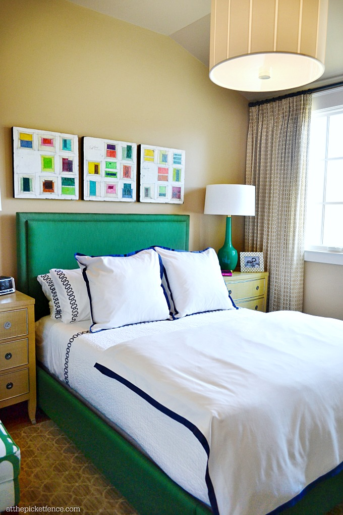 HGTV Smart Home Guest Bedroom