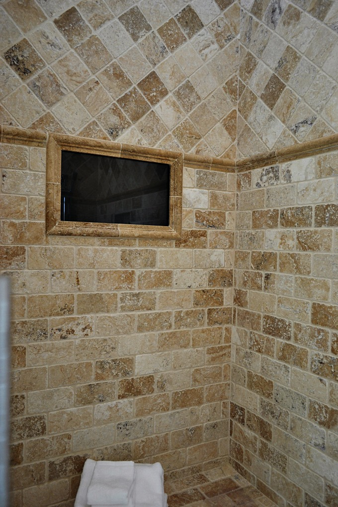HGTV Smart Home Master Shower