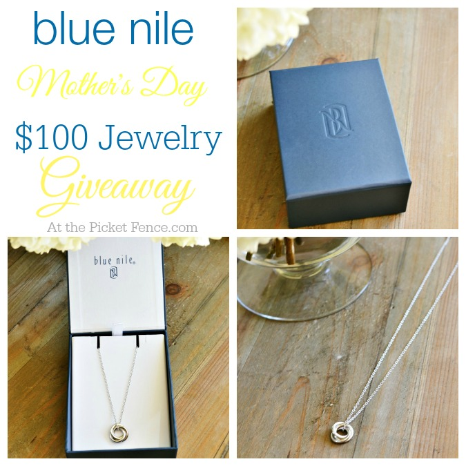 $100 Mother's Day Jewelry Giveaway