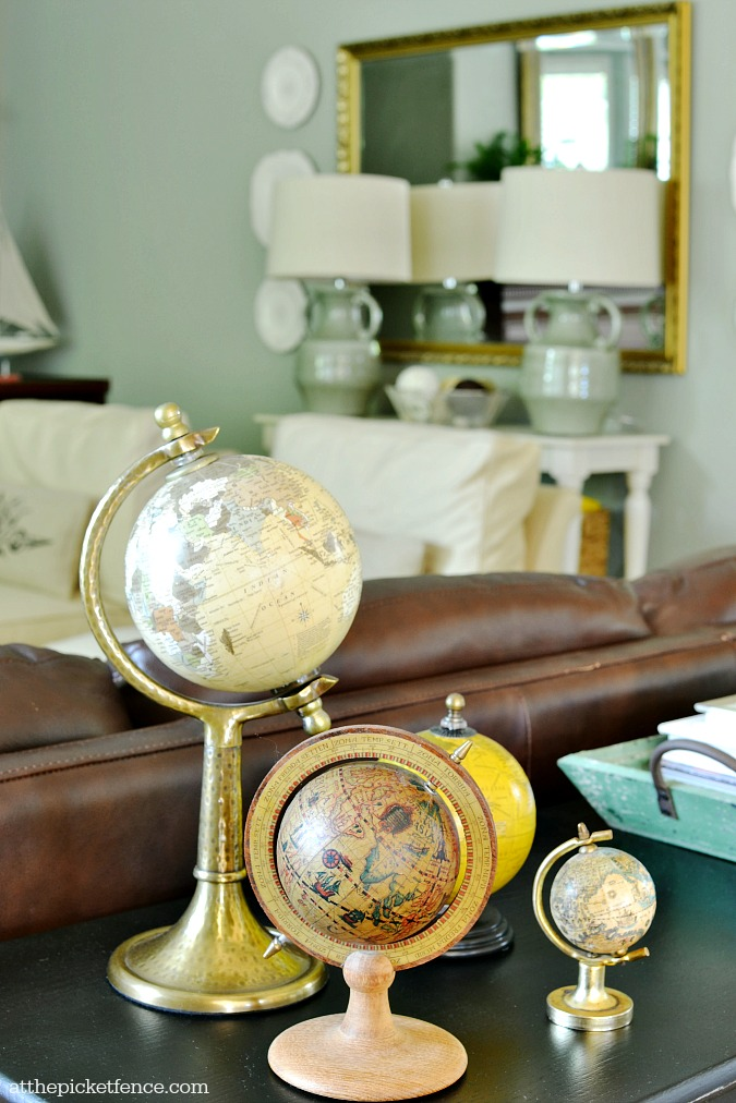 globe collection atthepicketfence.com