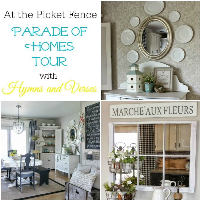 hymns and verses home tour