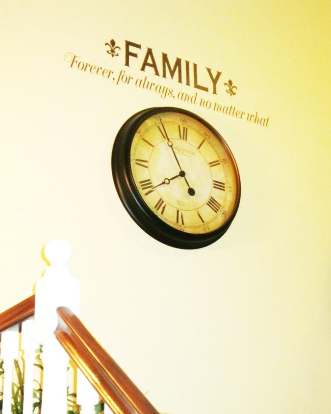 Family forever for always 1