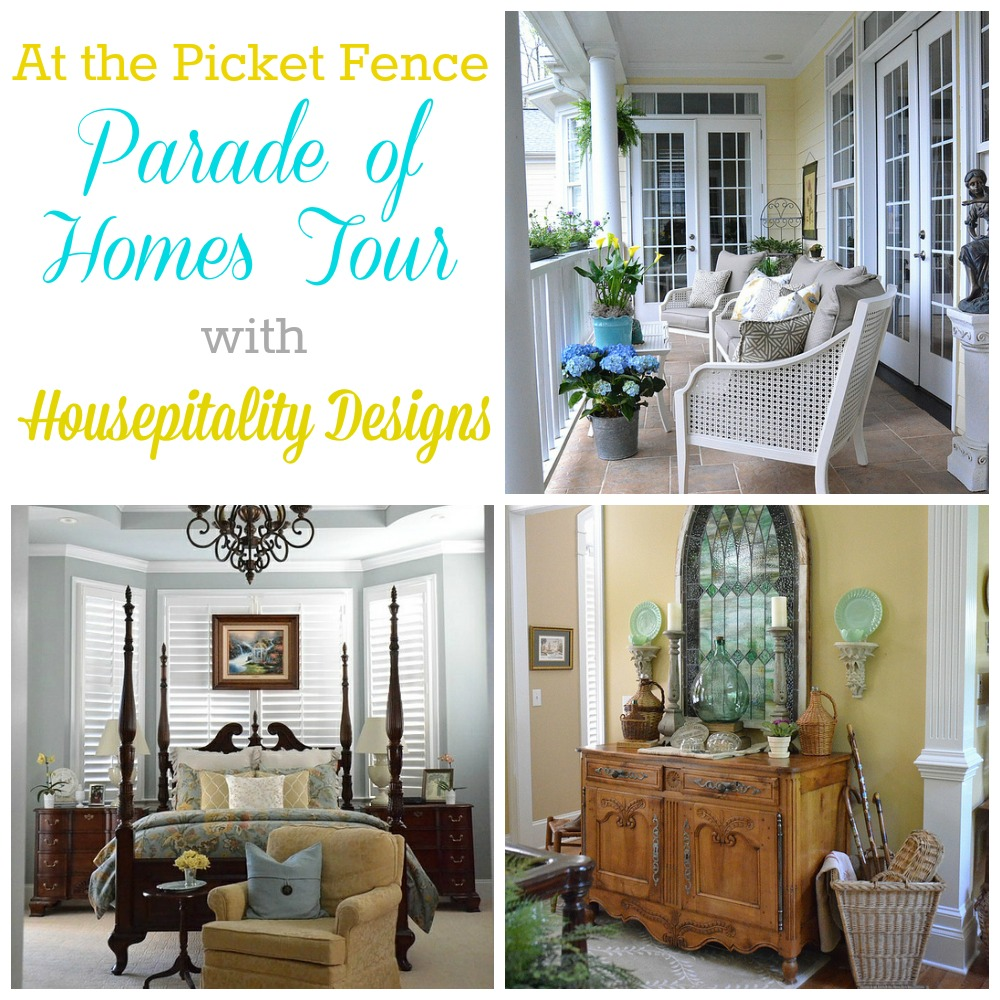 How Do You Design Home For Someone With >> Parade Of Homes Tour Housepitality Designs At The Picket Fence