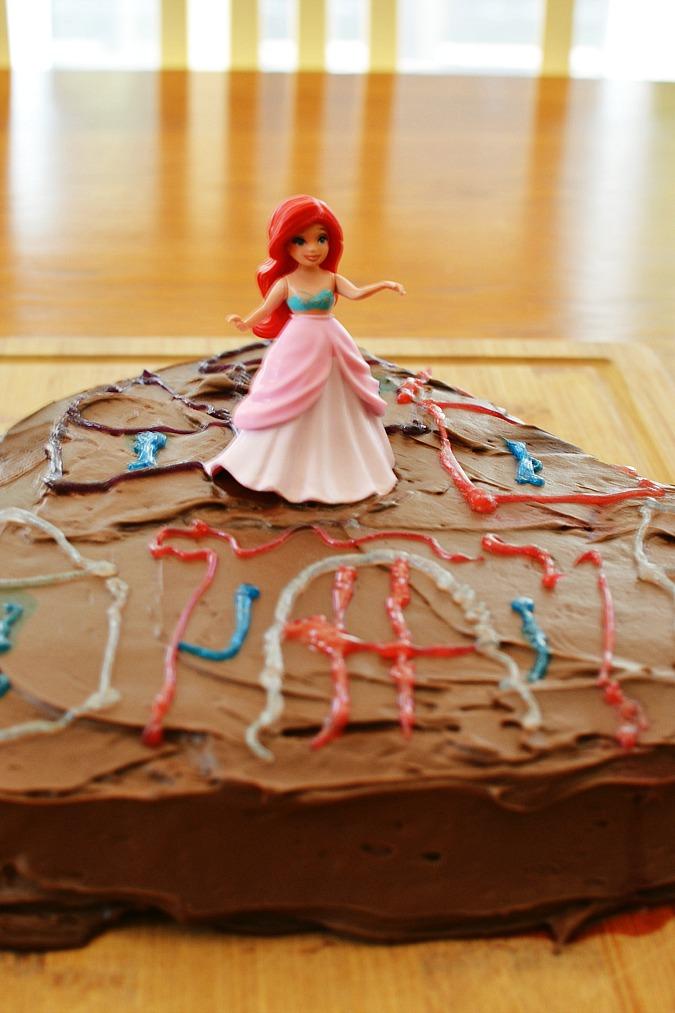 Ariel cake1