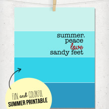 Fun and Colorful Summer Printable-2