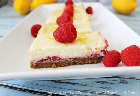 Lemon Raspberry Cheesecake Bars PM2