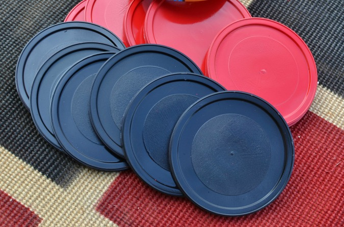 paint can lid checkers