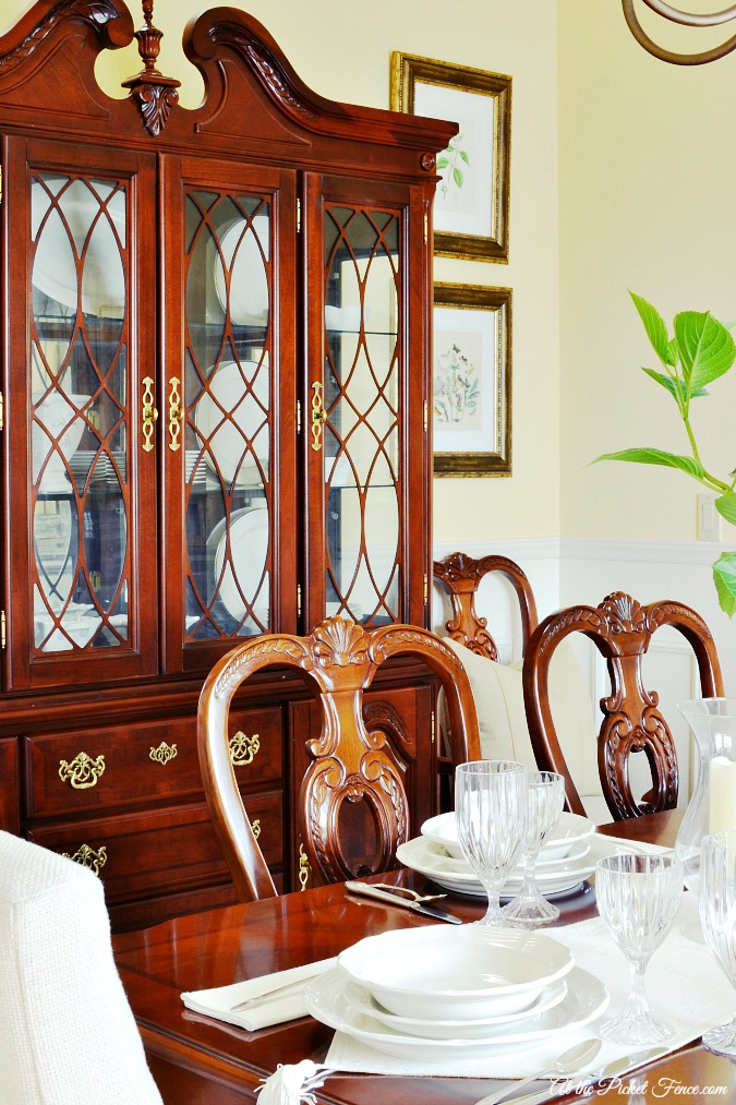 formal dining room set