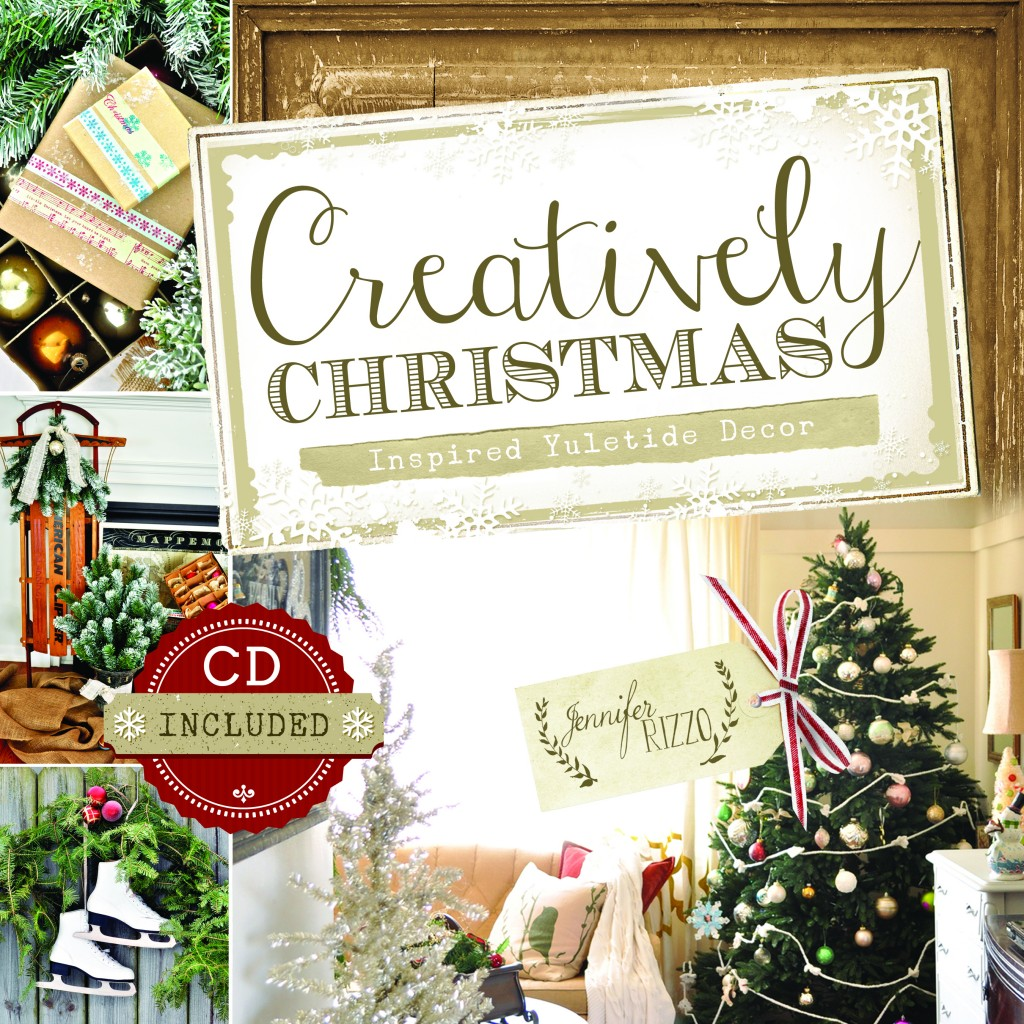 Creatively Christmas cover sept