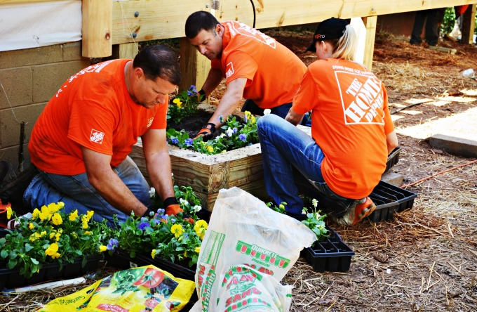 Home Depot Service to Veterans 5 small