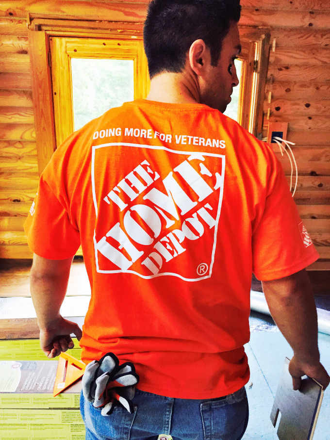 Home Depot Service to Veterans 7 small