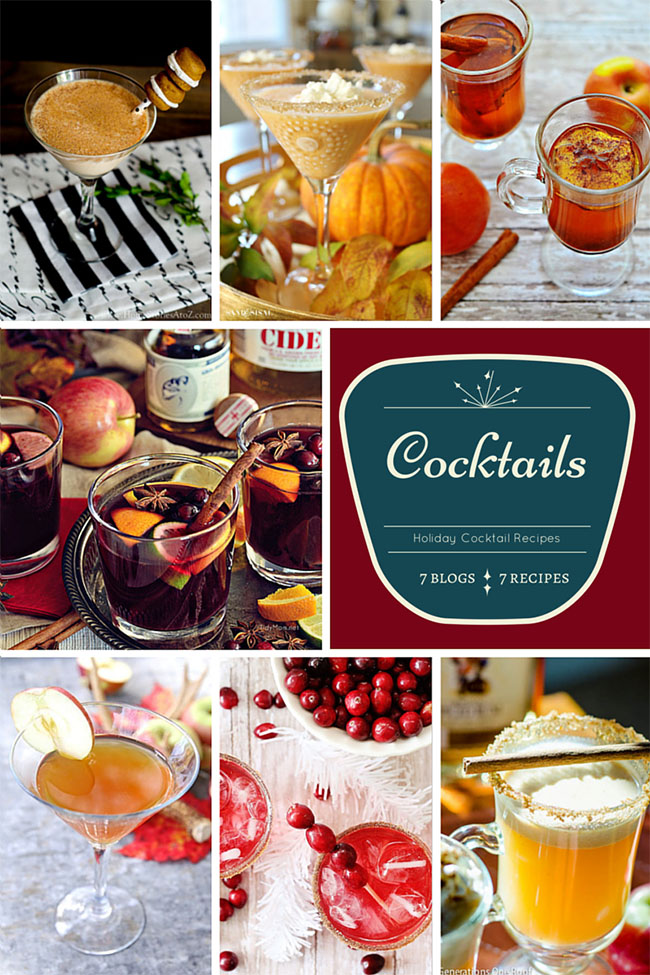 Seven Fabulous Thanksgiving Cocktails