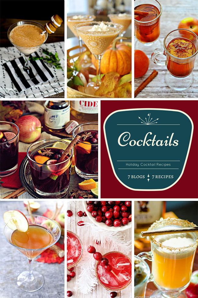 Seven Fabulous Thanksgiving Cocktails
