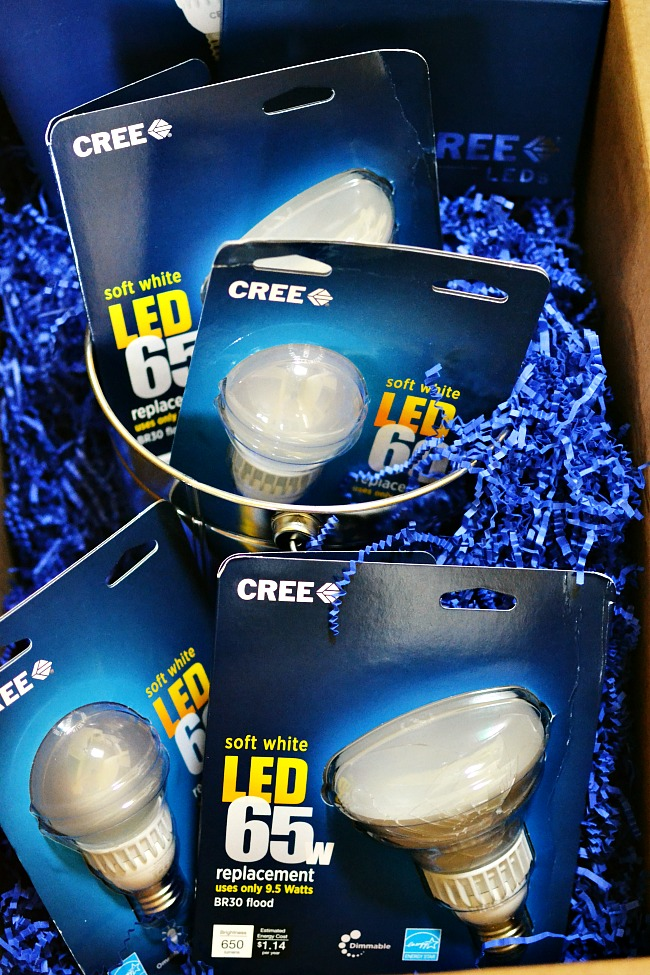 Cree lightbulbs