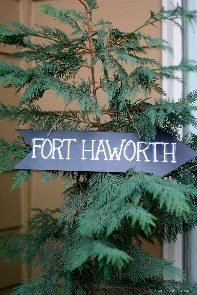 fort haworth