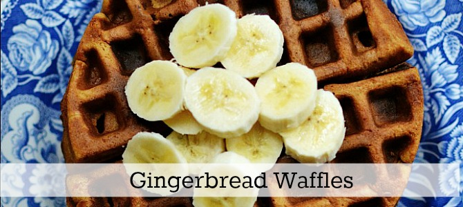 gingerbread waffle slide