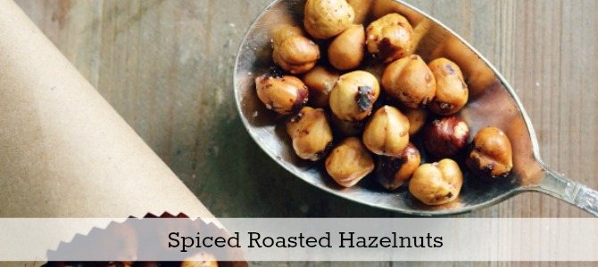 roasted hazelnuts slide