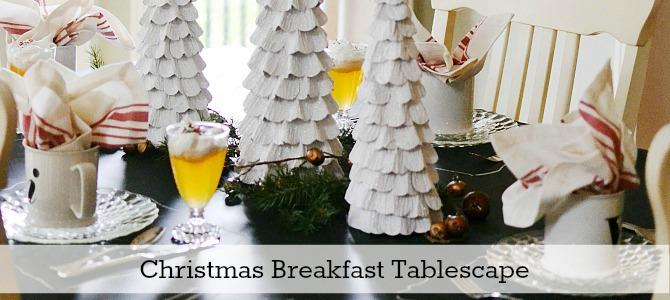 Christmas breakfast slide