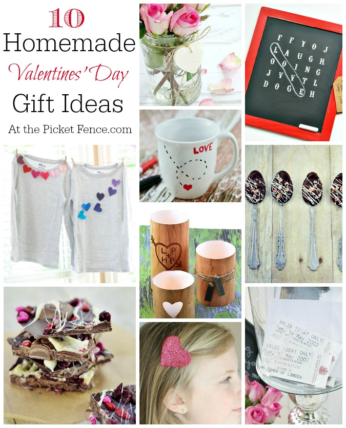 10 homemade valentines day gift ideas atthepicketfence.com