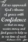 Hebrews 4 16 quote atthepicketfence.com