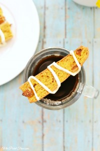 carrot cake biscotti with raisins atthepicketfence.com