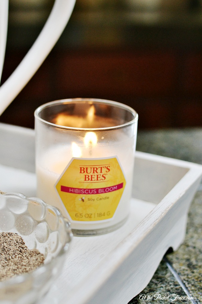 burts bees candles from walmart atthepicketfence.com