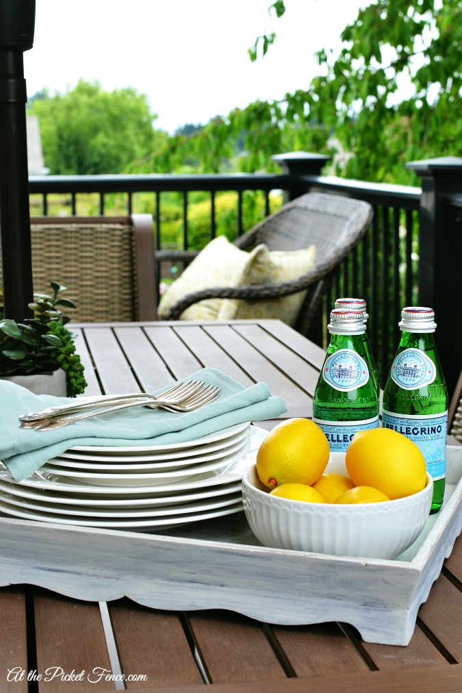Deck Decorating Ideas and Giveaway!