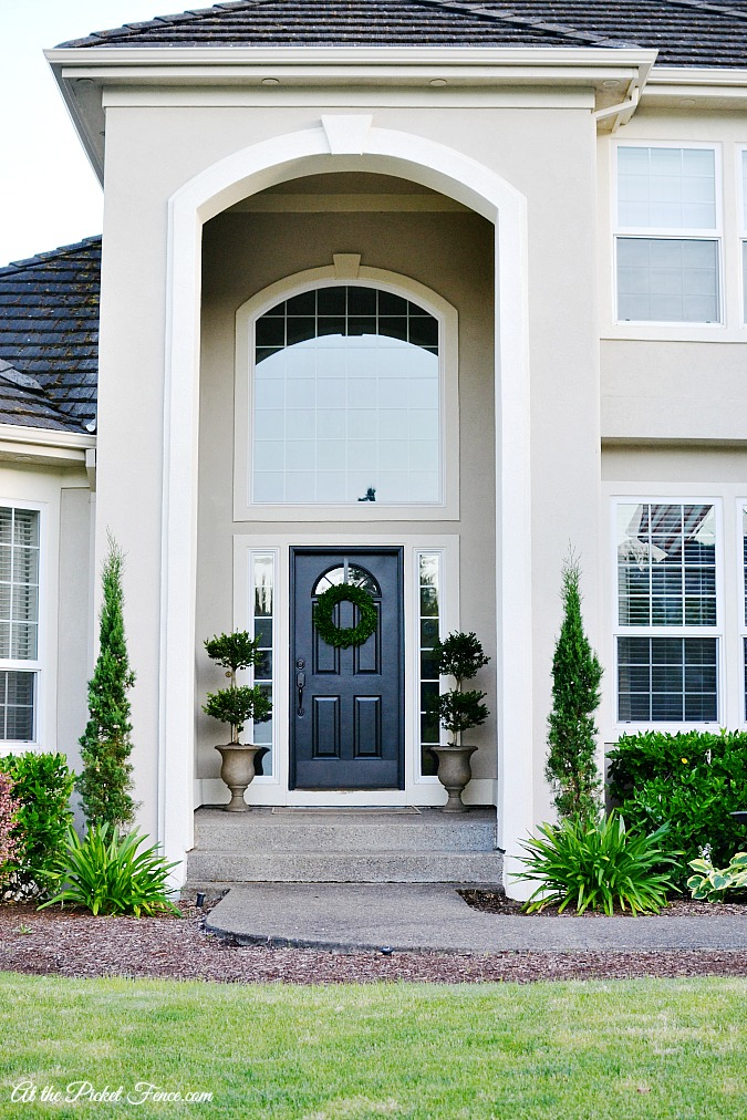 2 Story Doors : Summer home tour at the picket fence