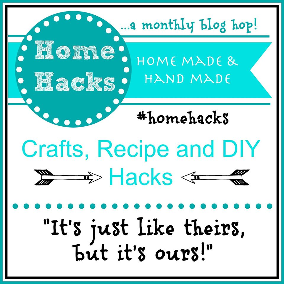 home hacks graphic