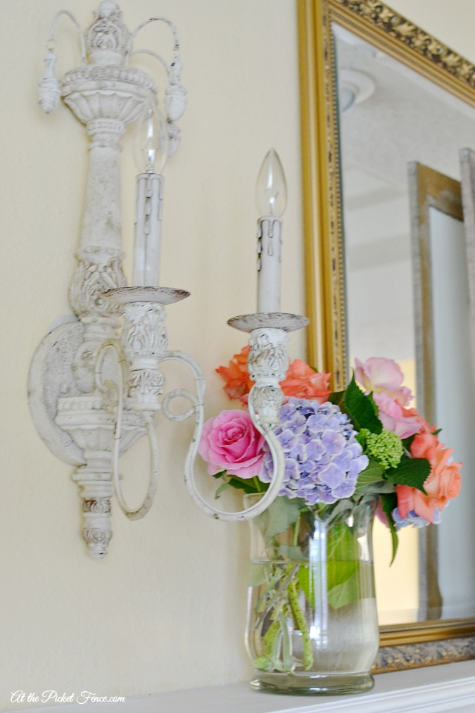 French Country Sconces