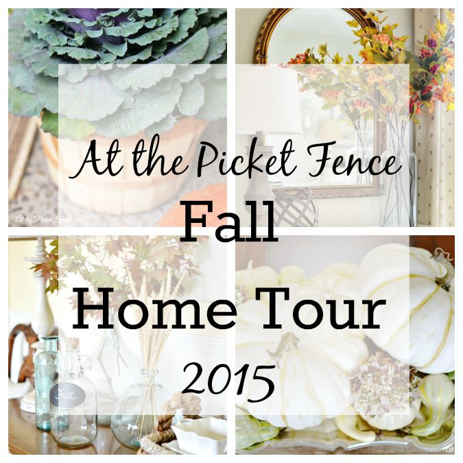 Fall Home Tour 2015 graphic