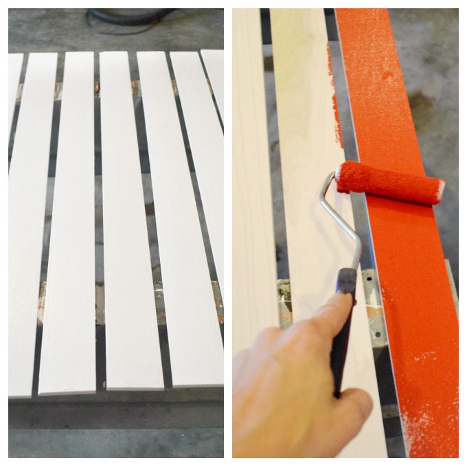 DIY Wooden American Flag tutorial 1
