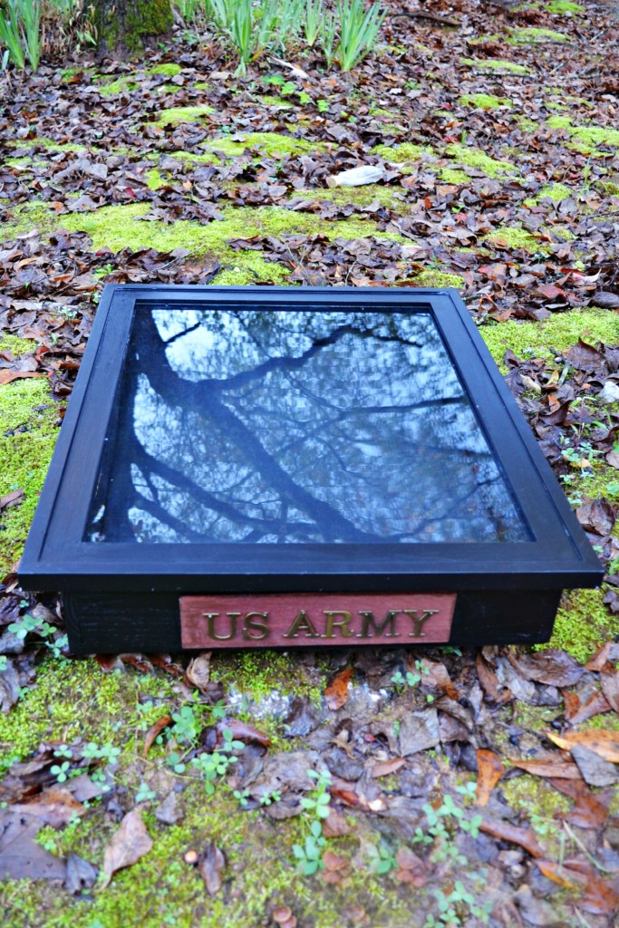 Military Display DIY Shadowbox 2
