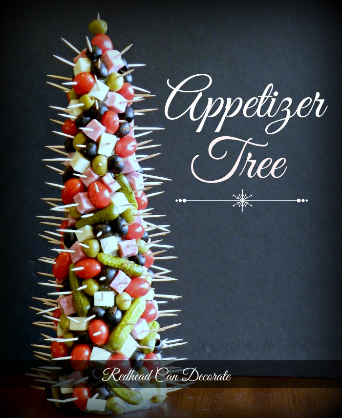 How to Make an Appetizer Tree