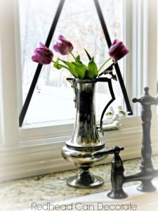 Silver-Tea-Pot-Vase