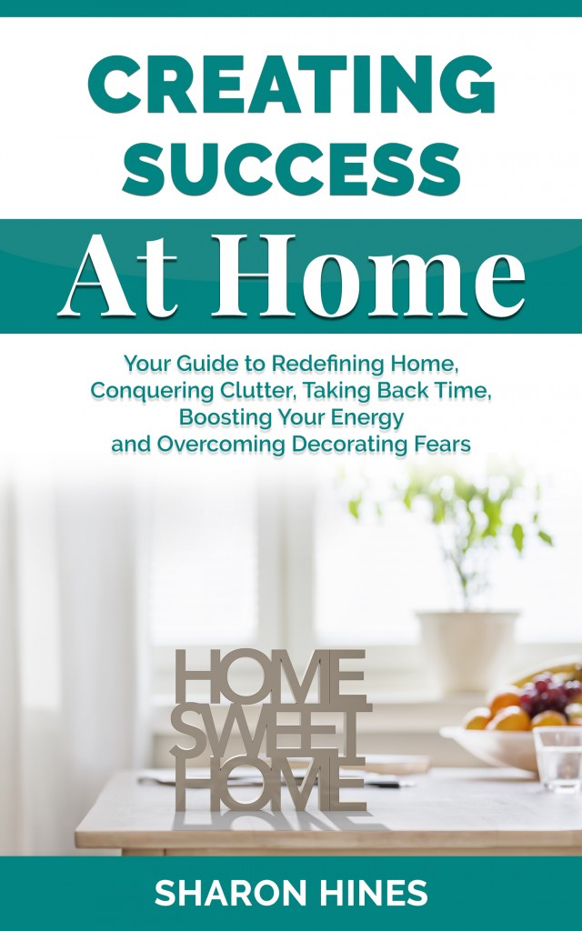 Creating Success at Home 2D book cover