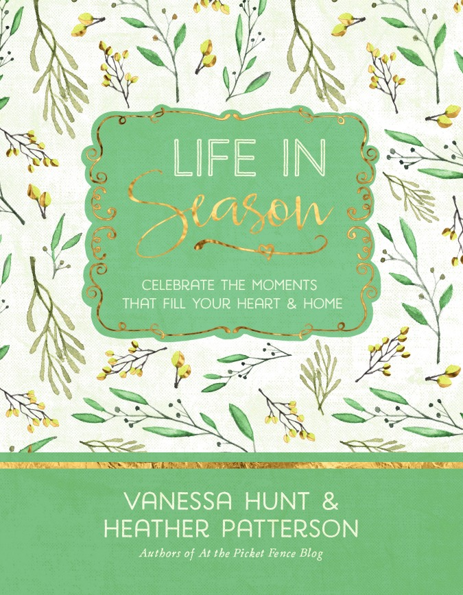 Life in Season Book Release Giveaway!