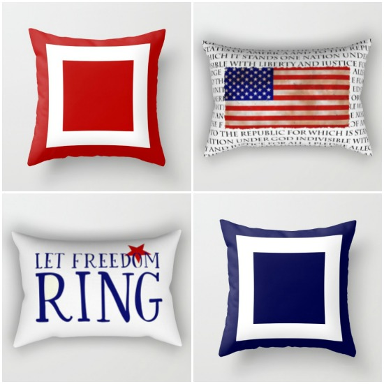 patriotic-decor-on-sutton-place-red-white-blue