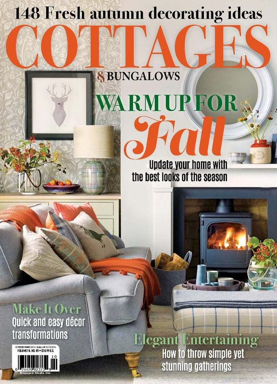 Cottages and Bungalows Fall 2016