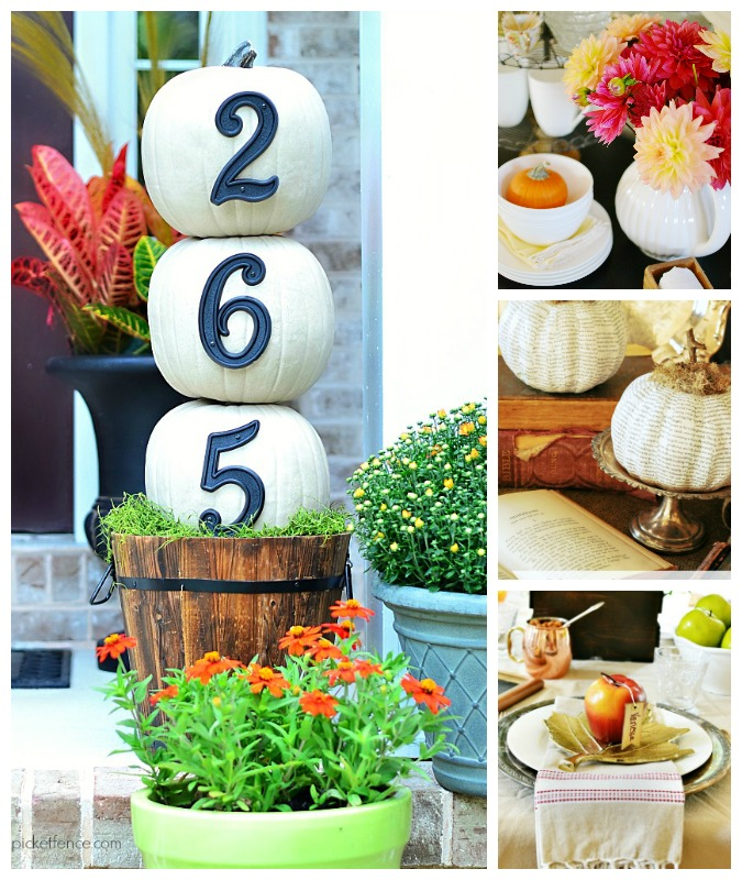 Fantastic Fall Ideas and Inspiration