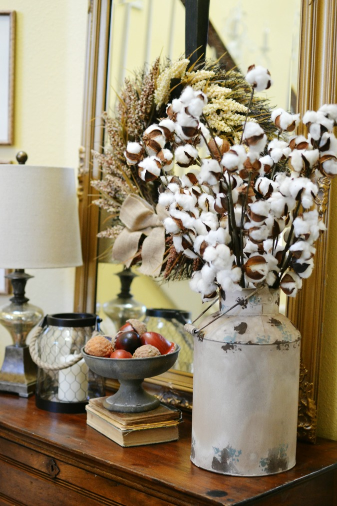 Fall Entry Decor and Kirkland's Giveaway